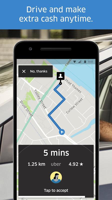 Uber Partner screenshot 2