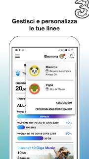 My3 | Area Clienti 3 screenshot 4