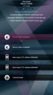 Free Litecoin screenshot 1