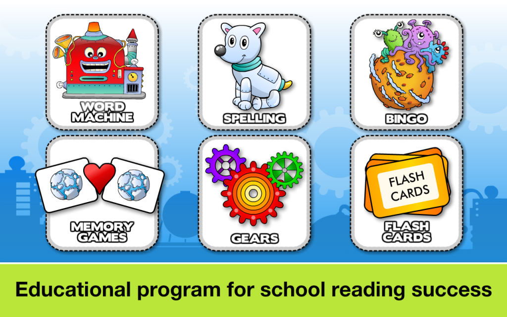 free elementary reading apps android