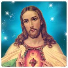 Jesus Live Wallpaper Free Icon