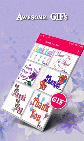Thank You GIF Collection 1 0 Download APK for Android - Aptoide
