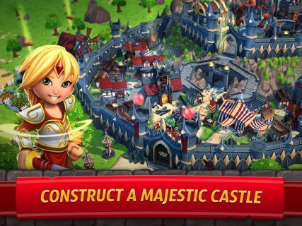 Royal Revolt 2: Tower Defense RPG and War Strategy screenshot 12