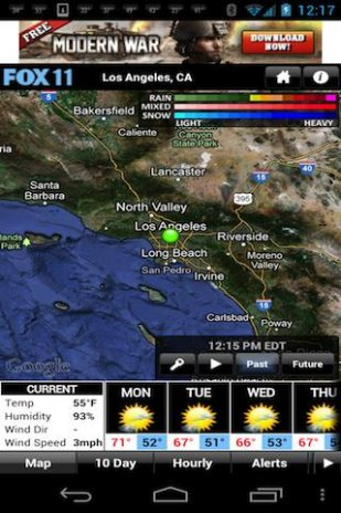 LA Weather 2 7 5 Download APK for Android - Aptoide