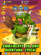 Clicker Heroes v 2.6.5 (Mod Money) 2