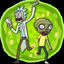 Rick and Morty VS Zombies
