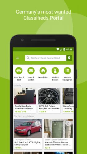 Ebay Kleinanzeigen For Germany 11 16 0 Download Android Apk Aptoide