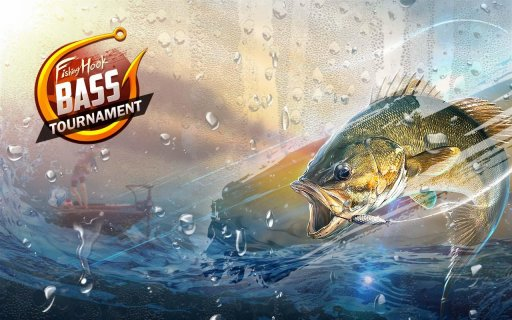 Fishing Hook : Bass Tournament screenshot 3