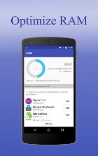 Smart Manager-Battery Saver screenshot 1