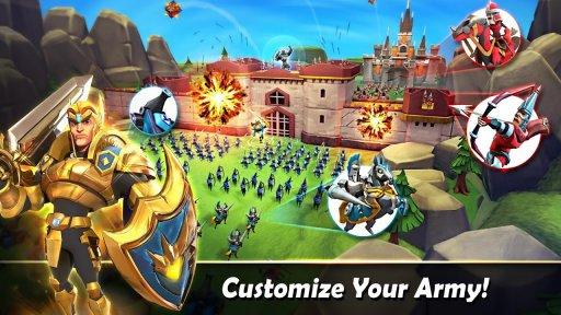 Lords Online screenshot 1