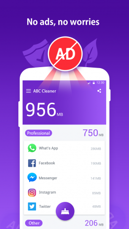 ABC Cleaner - Professional Phone Clean & Boost App 1 0 0