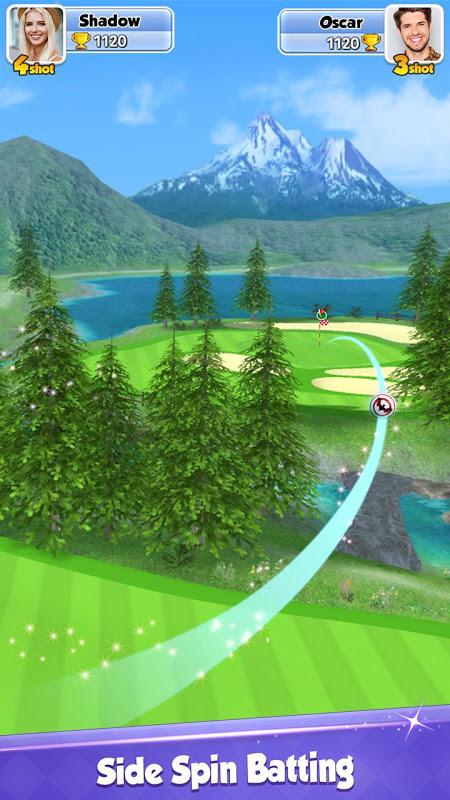 Golf Rival screenshot 2