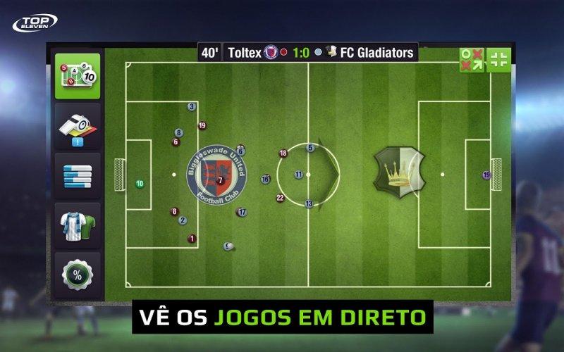 Top Eleven 2020 - Sê Um Treinador de Futebol screenshot 10