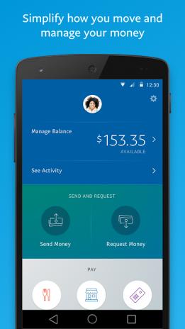 PayPal Mobile Cash: Send and Request Money Fast7 12 0 tải APK dành