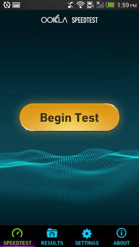 Speedtest.net screenshot 3