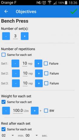 Fitness Evolution, Gym trainer 1 4 8 Download APK for