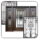 Model of Tralis Window Designs