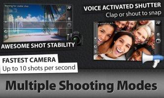 Camera ZOOM FX Composites Screen