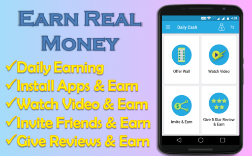 Daily Cash : Earn Money App screenshot 1