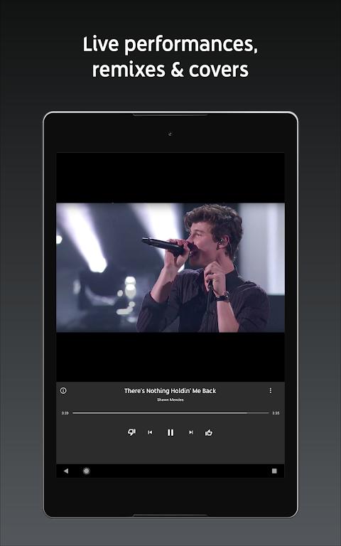 YouTube Music - Stream Songs & Music Videos screenshot 2