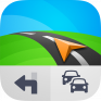 gps navigation maps sygic icon
