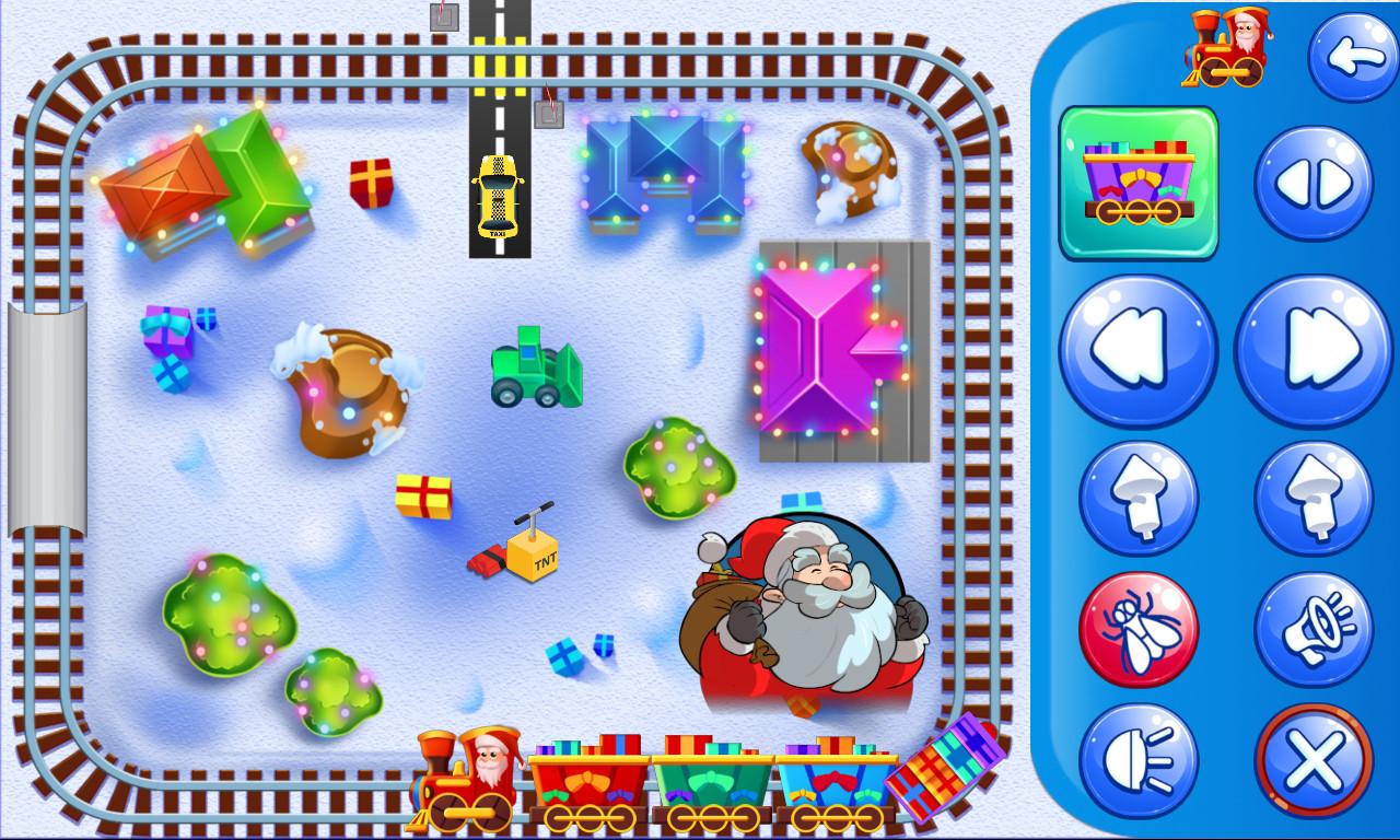 Trains for kids screenshot 2