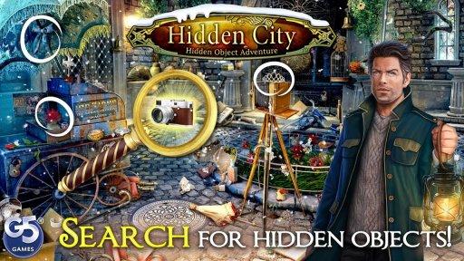 Hidden City®: Hidden Object Adventure screenshot 9