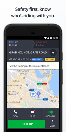 Grab Driver 5 85 0 Download APK for Android - Aptoide