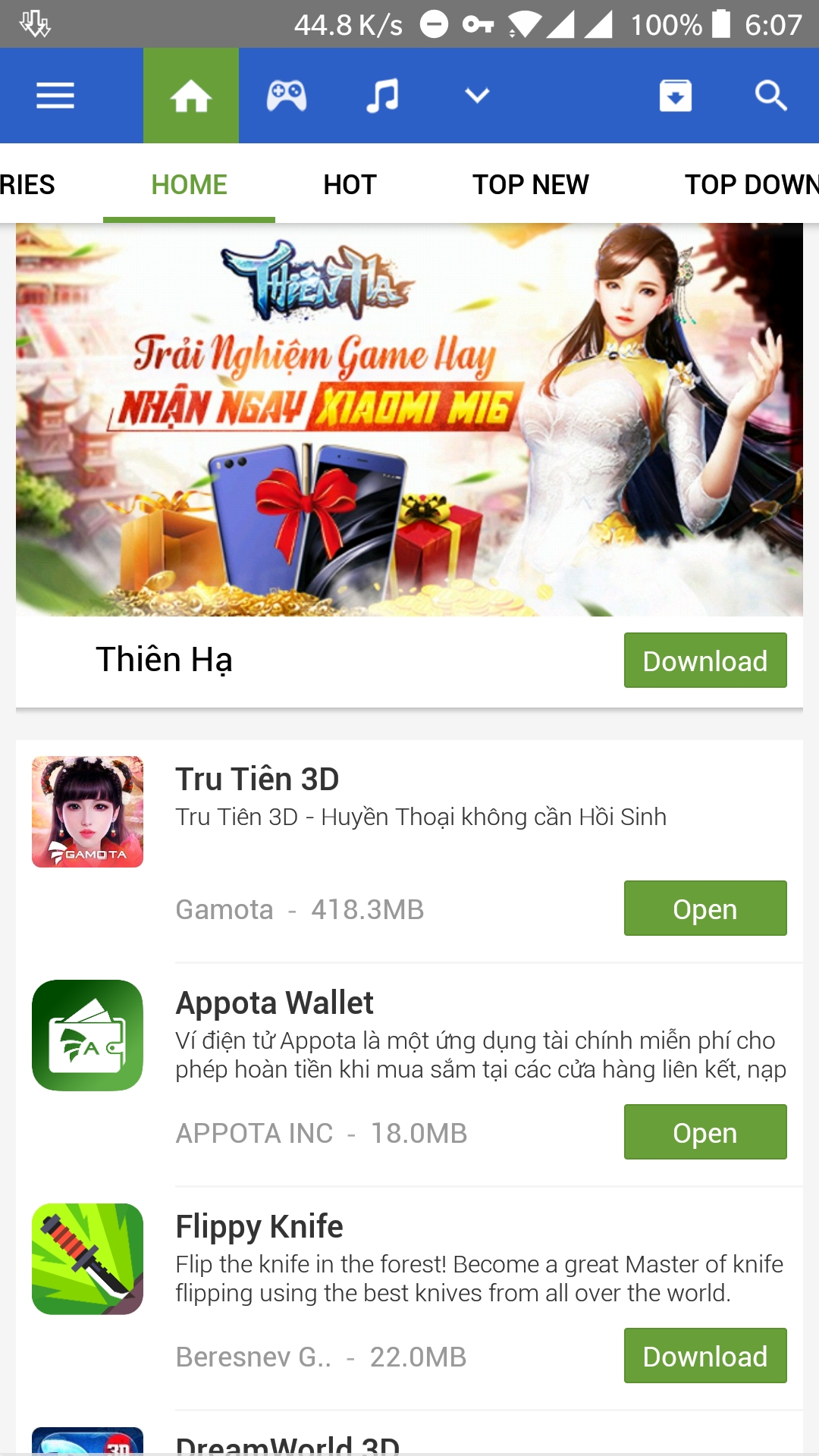 download appvn android