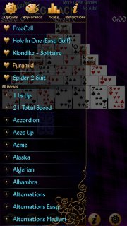 Solitaire Free Pack screenshot 1