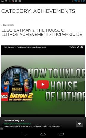 Lego Batman 2 Walkthroughs 2 Download Apk For Android Aptoide