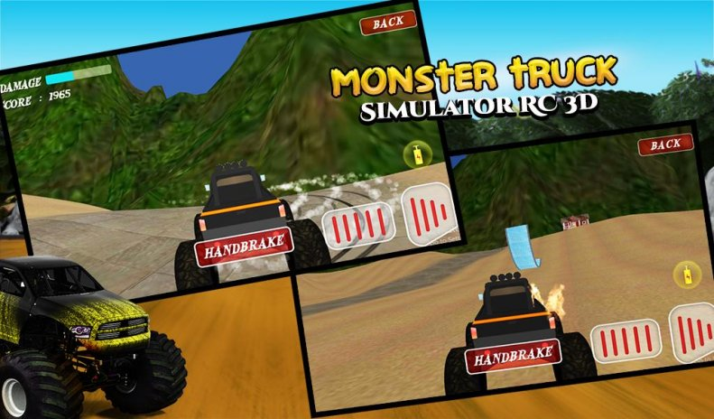 monster truck simulator driver 1 0 download apk for android aptoide