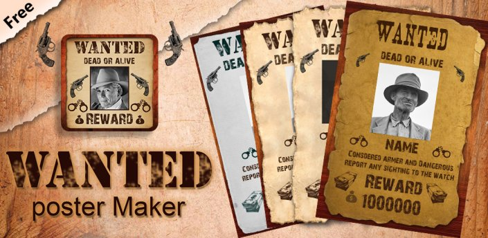 wanted poster maker 1 0 download apk for android aptoide