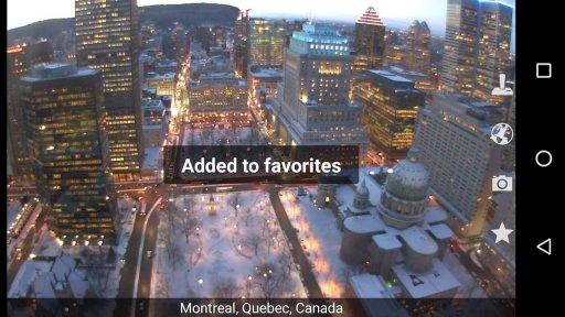 Earth Online: Live World Webcams & Cameras screenshot 5