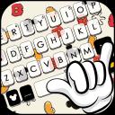 Doodle Cartoon Keyboard Theme