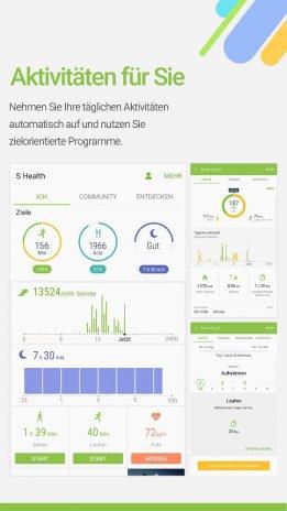 Samsung Health 620075 Laden Sie Apk Für Android Herunter Aptoide