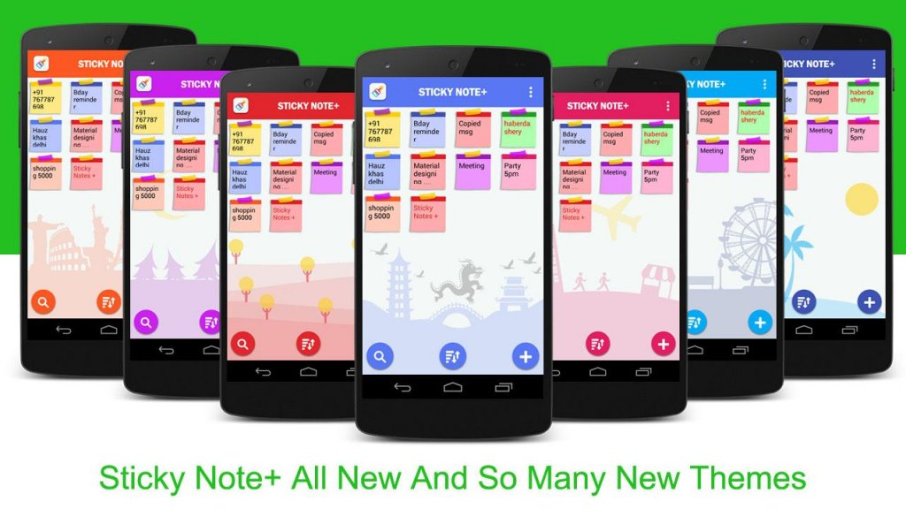 download sticky notes widget memo app for free install