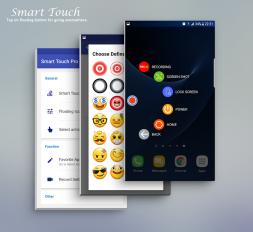 smart touch pro no ads captura de tela 3