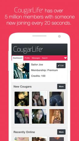 cougarlife com app