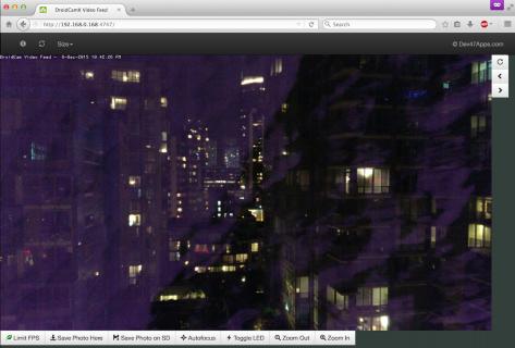 DroidCam Wireless Webcam screenshot 3