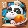 little panda restaurant icon