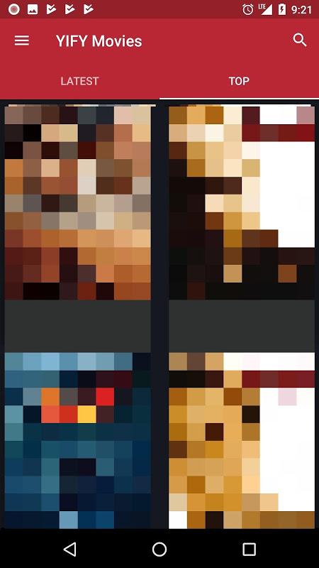YIFY Movie Browser - YTS screenshot 1