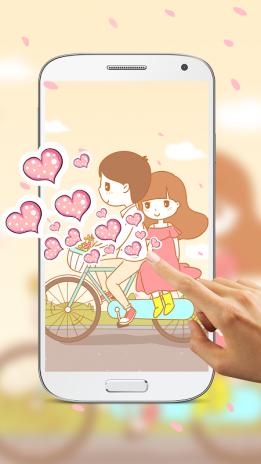 Download 880 Wallpaper Animasi Imut HD Paling Keren