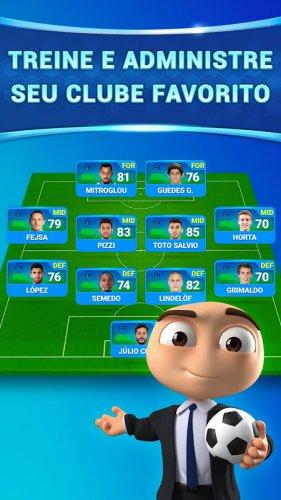 Online Soccer Manager (OSM) screenshot 3