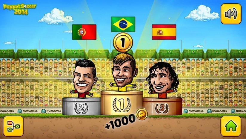 ⚽ Puppet Soccer 2014 - Big Head Football 🏆 1.0.128 Download APK ... 02a7e1d9c20
