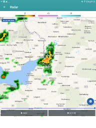 Weather: Forecast & Radar Maps screenshot 15