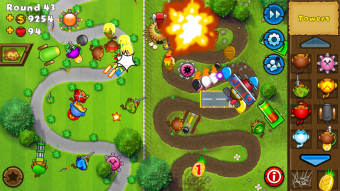 Bloons TD 5 Screenshot