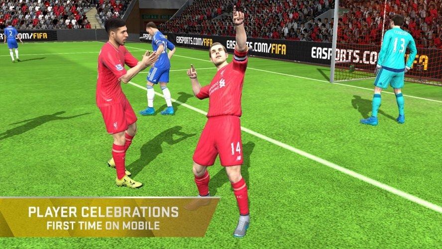 FIFA 16 screenshot 7