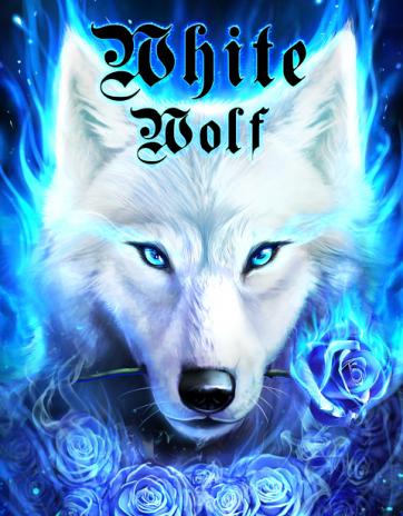 Arctic Wolf Live Wallpaper Screenshot 1