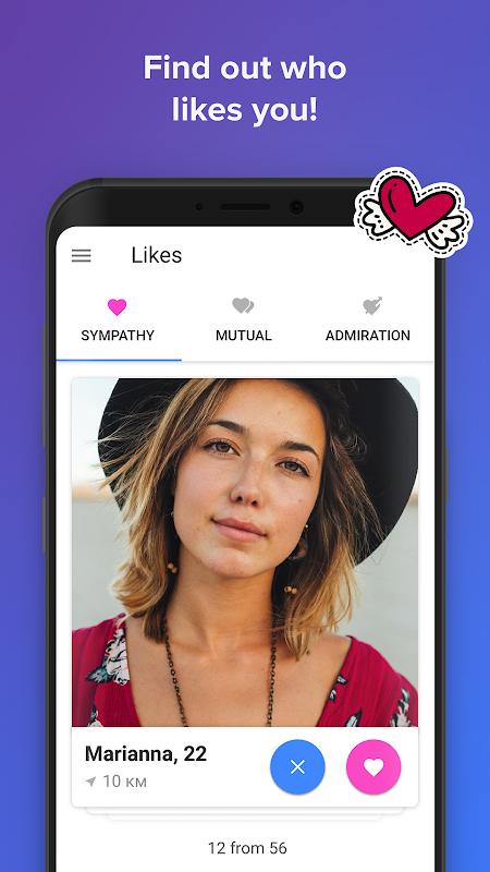 Topface - Dating Meeting Chat! screenshot 2